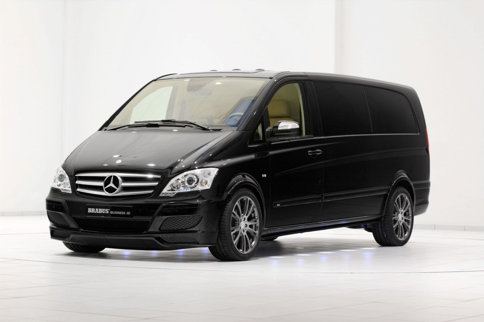 mercedes vito brabus van. Black Bedroom Furniture Sets. Home Design Ideas